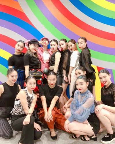 ダンス-1グランプリ FABULOUS  SISTERS